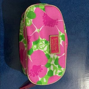 Lilly Pulitzer for Estée Lauder Makeup Bag